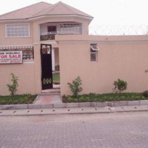 Luxury 4 Bedroom Lagos