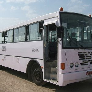 ASHOK LEYLAND VIP BUS